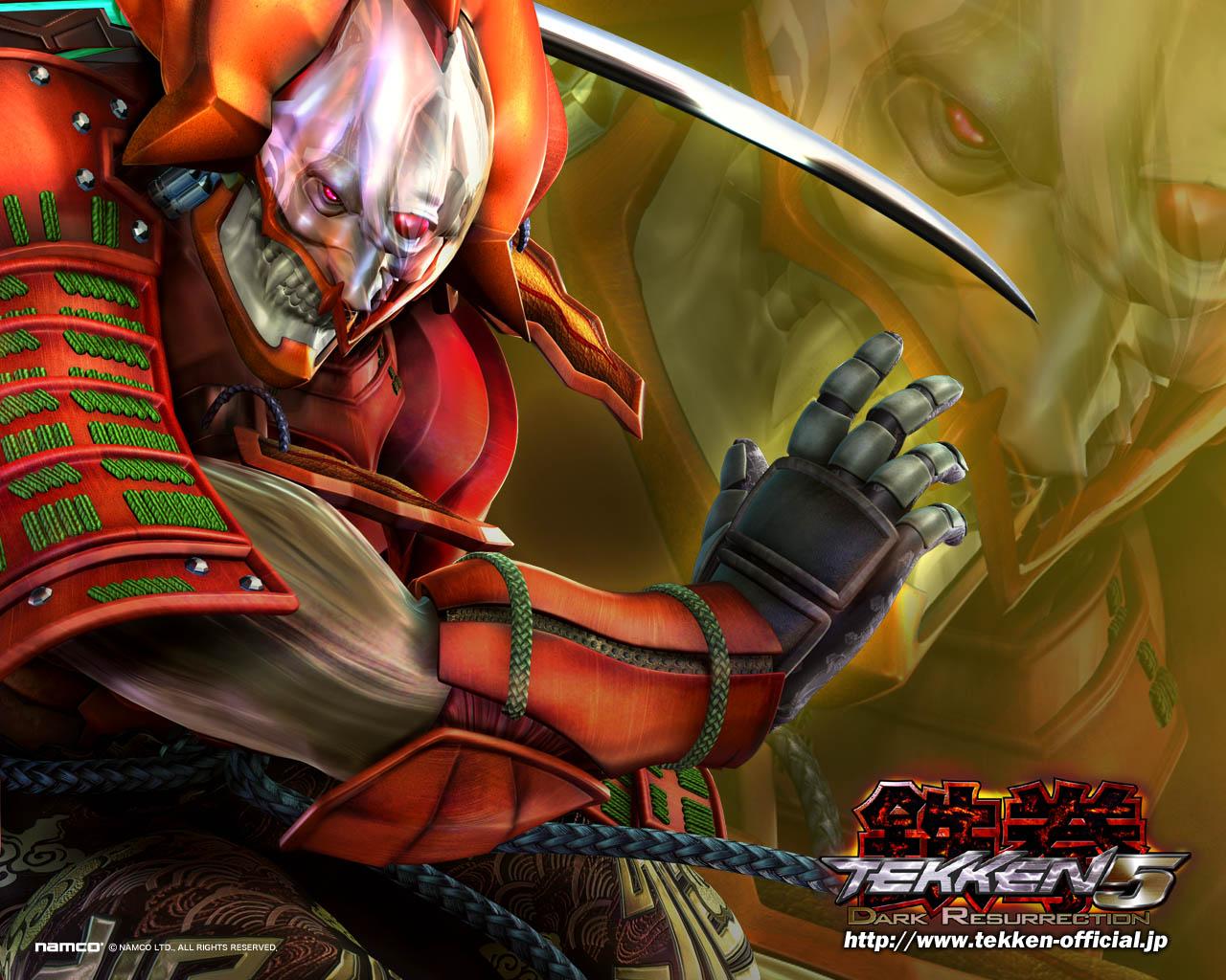 Dark Resurrection Wallpaper Tekken Wallpaper 243864 Fanpop