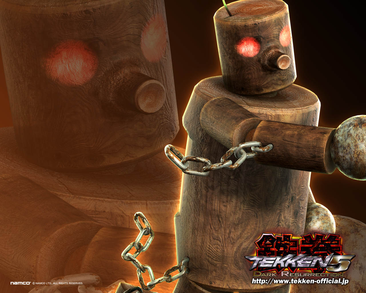 Dark Resurrection Wallpaper Tekken Wallpaper 243887 Fanpop