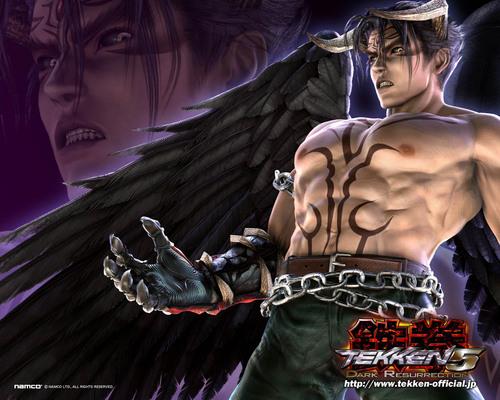 Dark Resurrection Hintergrund