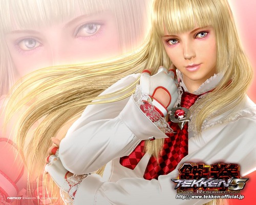 Tekken wallpaper titled Dark Resurrection Wallpaper