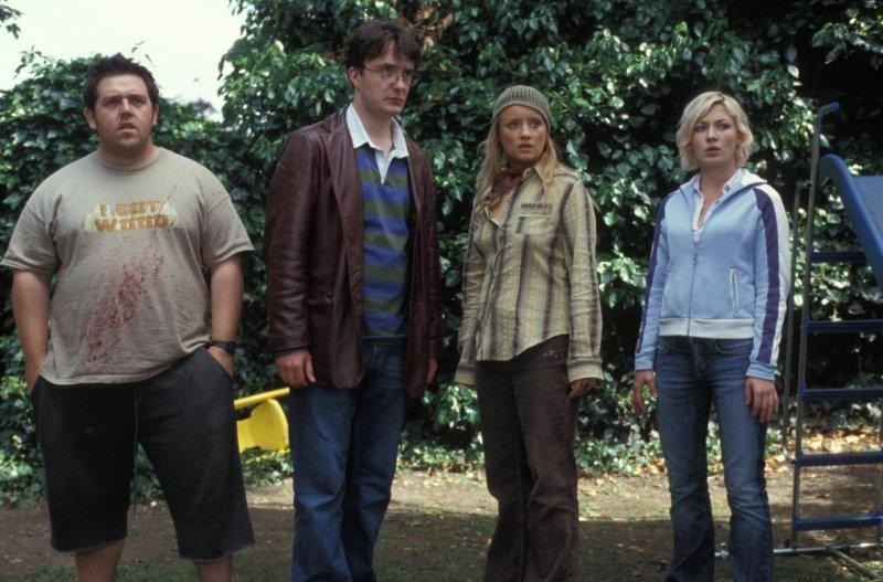 Dave, Di, Ed and Liz