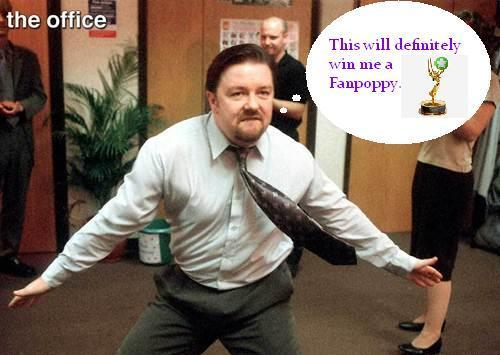 David Brent Wants a Fanpoppy