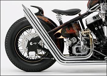 David Mann Bike