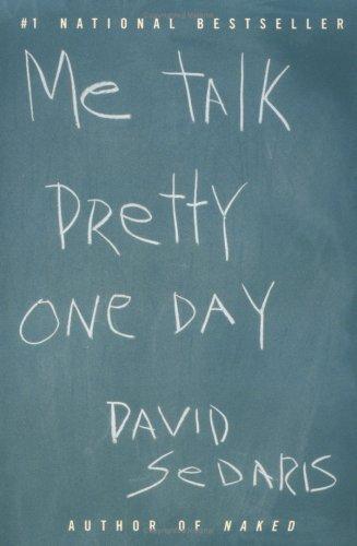 David Sedaris karatasi la kupamba ukuta titled David Sedaris