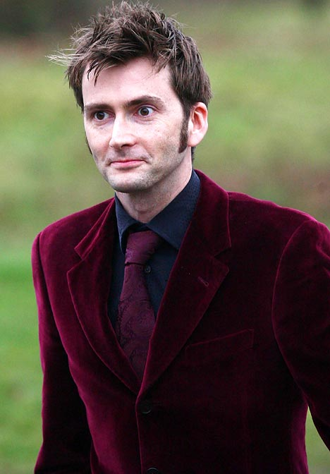 David Tennant - Photo Gallery
