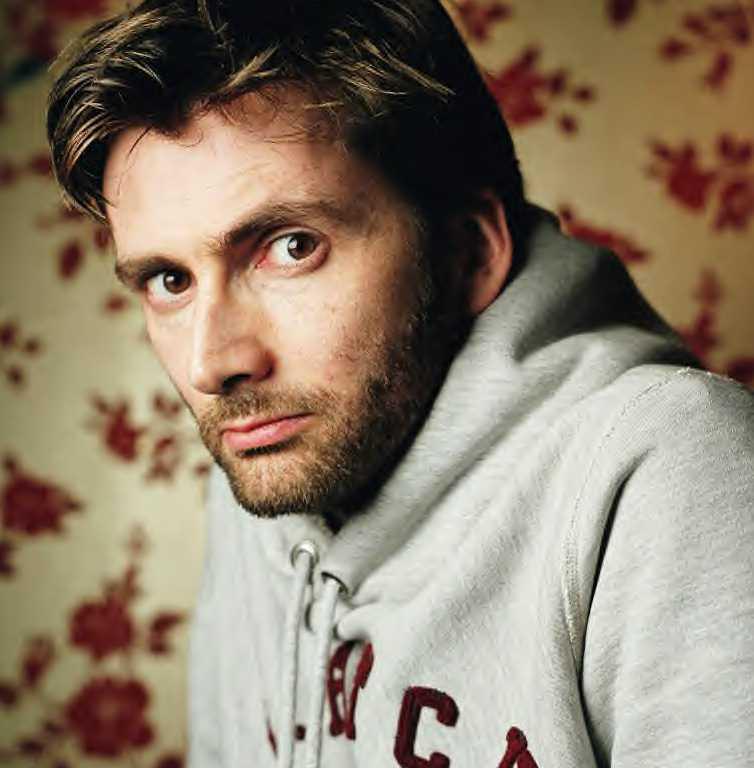 Hot british actors david tennant