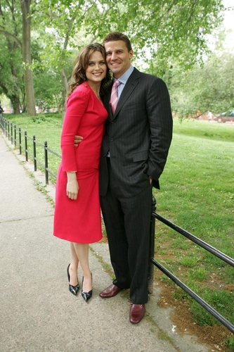 David and Emily Deschanel