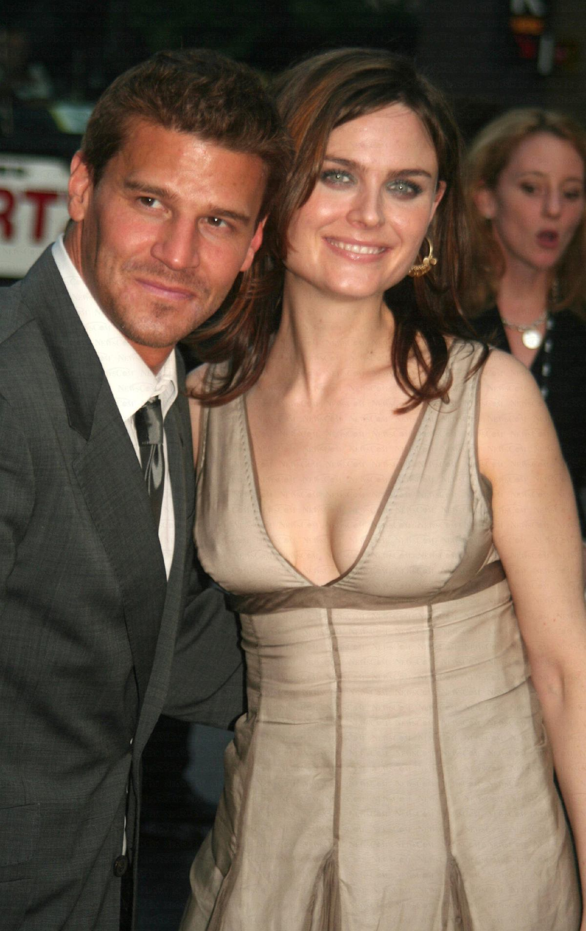 David and Emily - David Boreanaz Photo (640813) - Fanpop