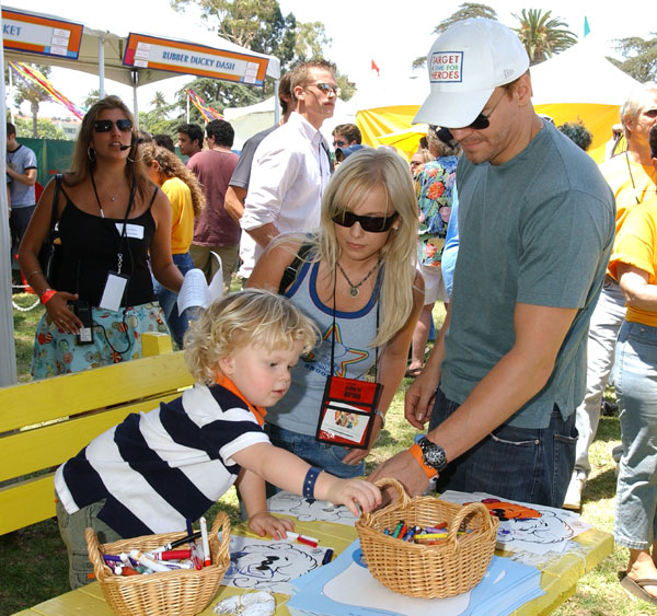 David and family - David Boreanaz Photo (640873) - Fanpop