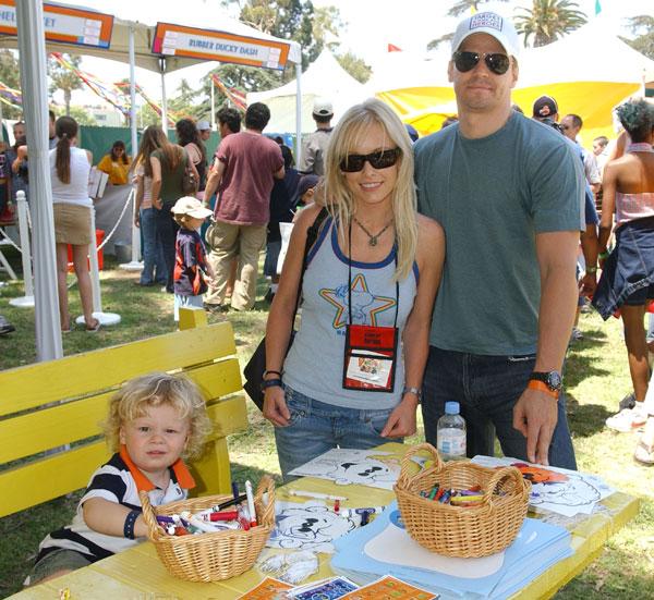 david boreanaz and family - photo #24
