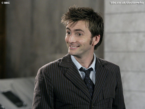 David as The Doctor
