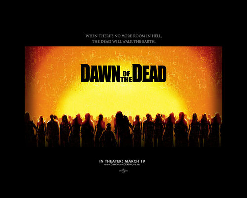 Zombies wallpaper called Dawn of the dead