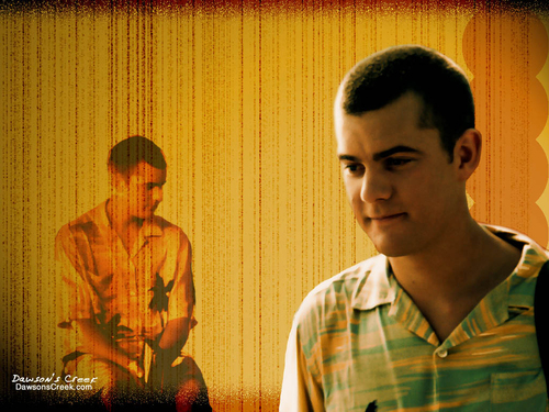 Joshua Jackson wallpaper titled Dawson's Creek