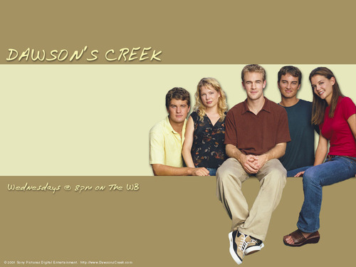 Joshua Jackson wallpaper entitled Dawson's Creek