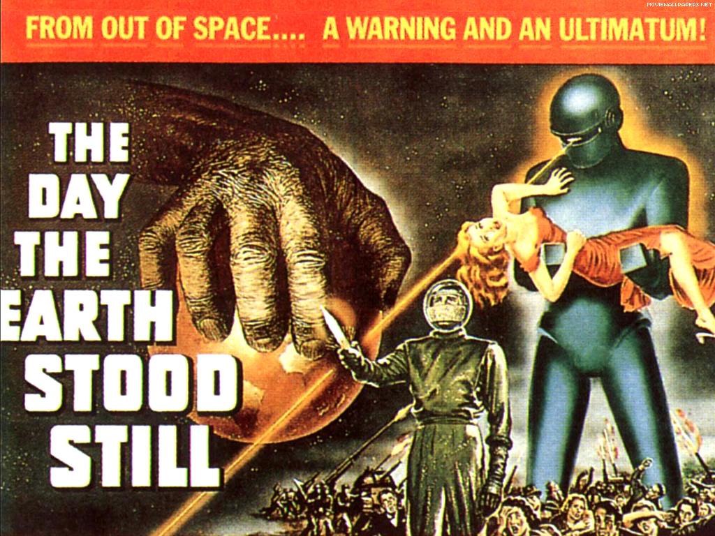 day the earth stood still classic science fiction films