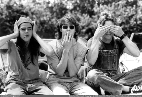 Dazed and Confused Hintergrund entitled Slater, Pink, & Don