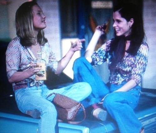Dazed and Confused wallpaper entitled Darla & Simone