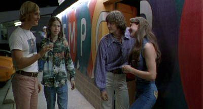 Wooderson, Mitch, Pink, & Jodi