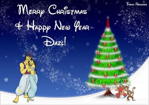 Dazl's Secret Santa