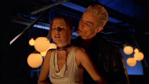 Dead Things Buffy Spike