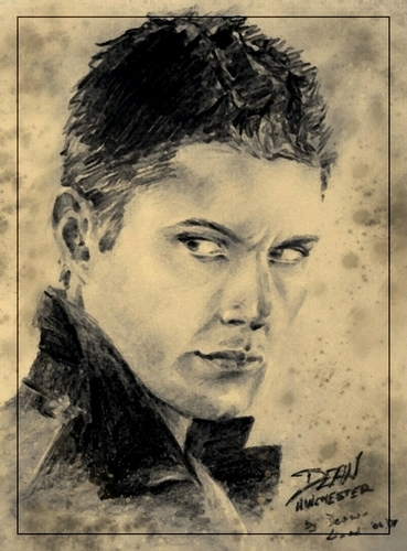 Dean - drawing