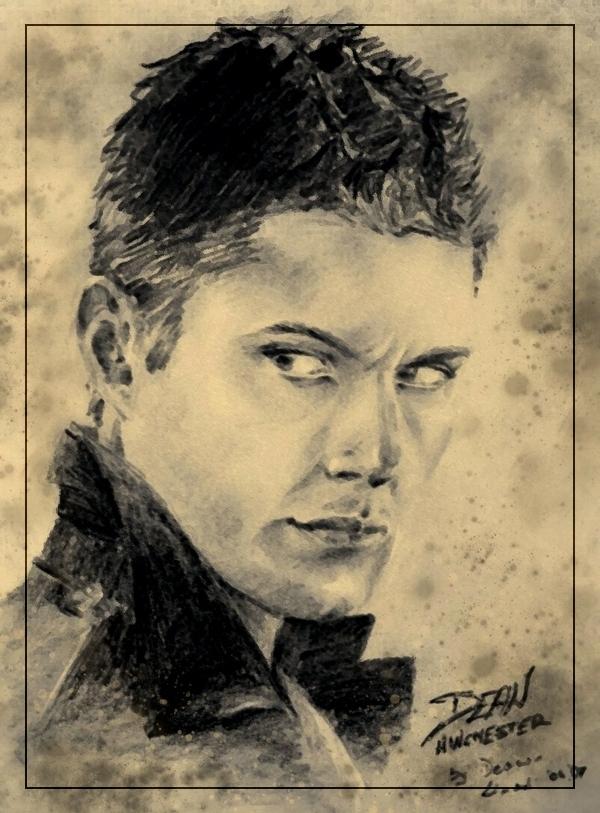 Dean - drawing
