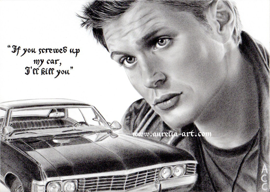 yay jensen ross ackles 4ever 3