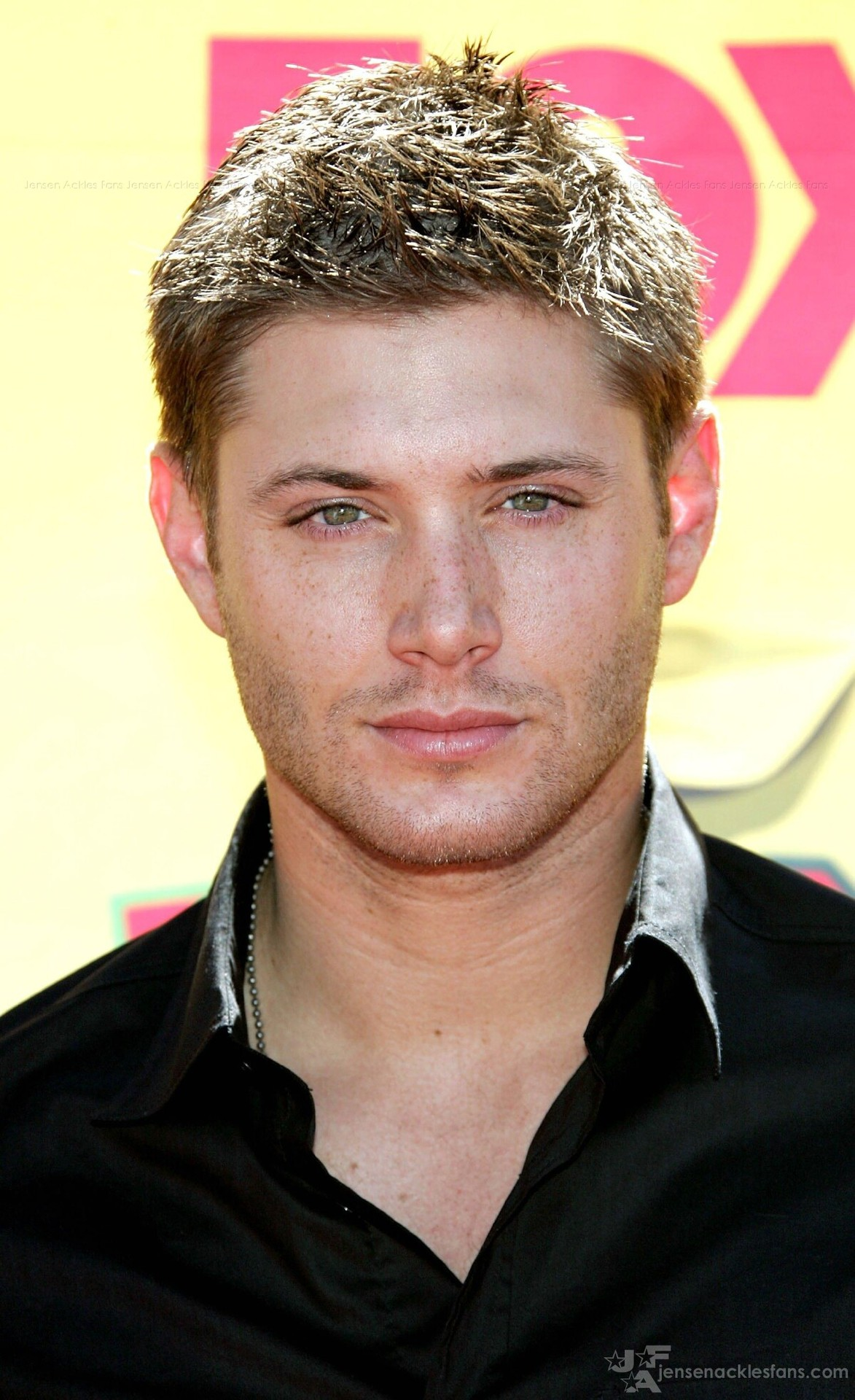 Jensen Ackles as a Teen