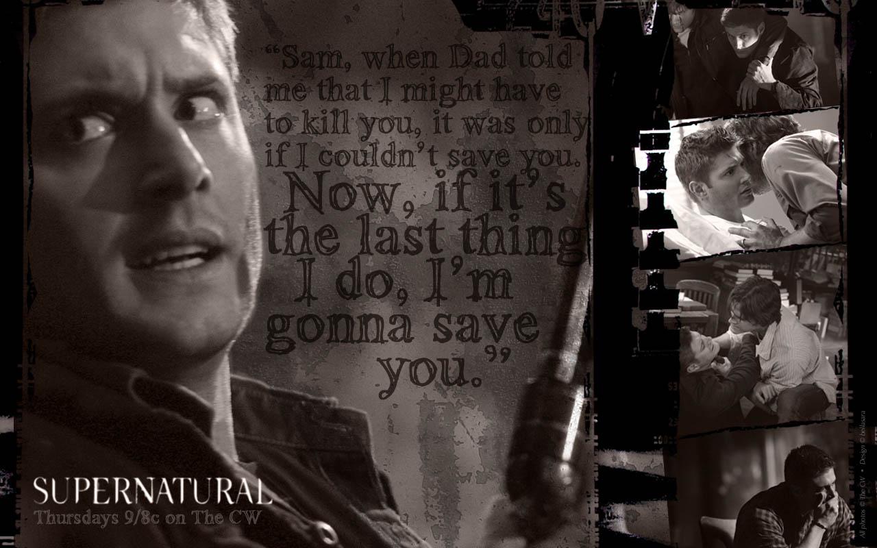 Dean - Dean Winchester Wallpaper (486718) - Fanpop