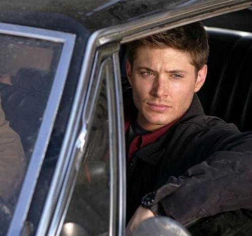 Supernatural Images Dean In His Car Wallpaper And
