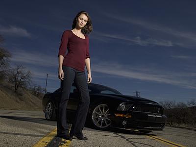 Deanna Russo as Sarah Graiman
