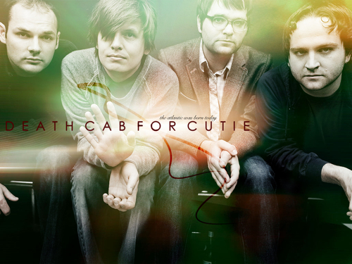 Death Cab for Cutie - death-cab-for-cutie Wallpaper