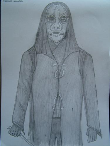 Death Eater sketch
