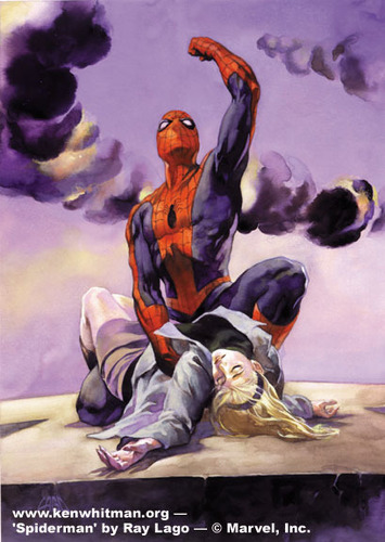Death Of Gwen Stacey
