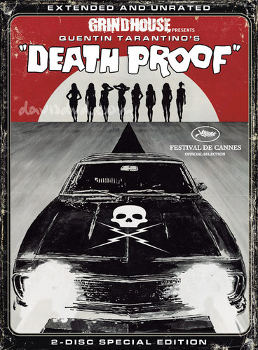 Grindhouse wallpaper titled Death Proof