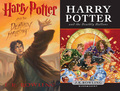 Deathly Hallows book cover