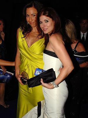 Debra & Minne Emmy After Party