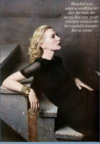 December 2004: Cate Blanchett