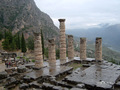 greece - Delphi wallpaper