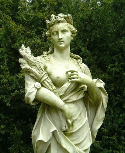 Demeter - greek-mythology Photo