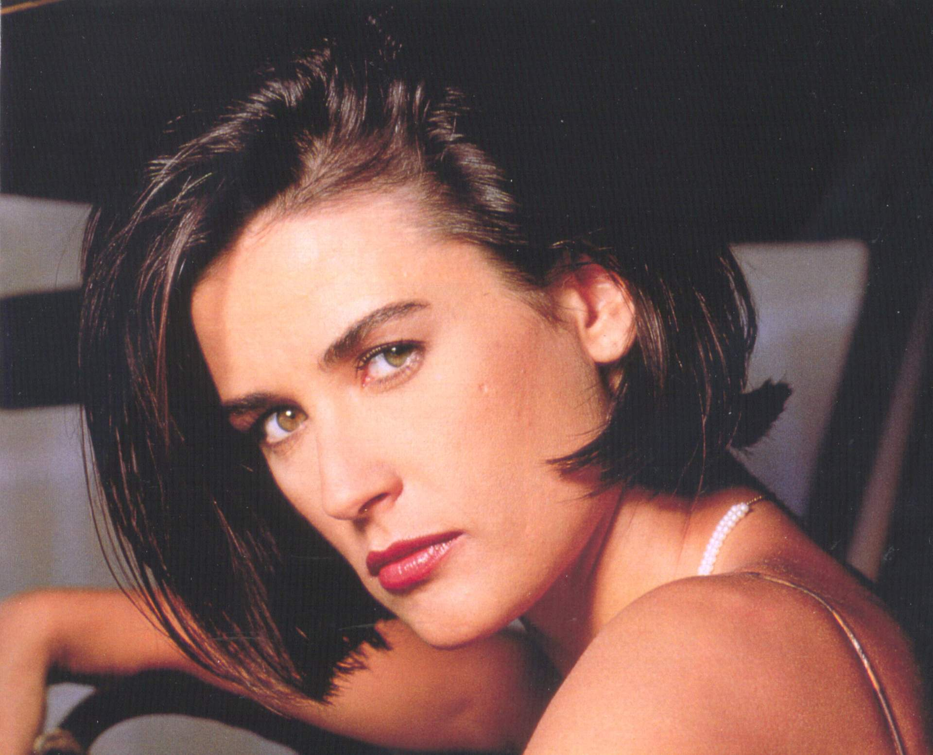 Demi Moore  Demi Moore Photo (303888)  Fanpop - Good Hairstyles For Men