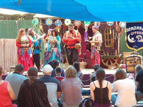 Demzarrah Gypsies