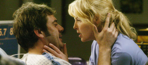 Denny and Izzie - jeffrey-dean-morgan Photo