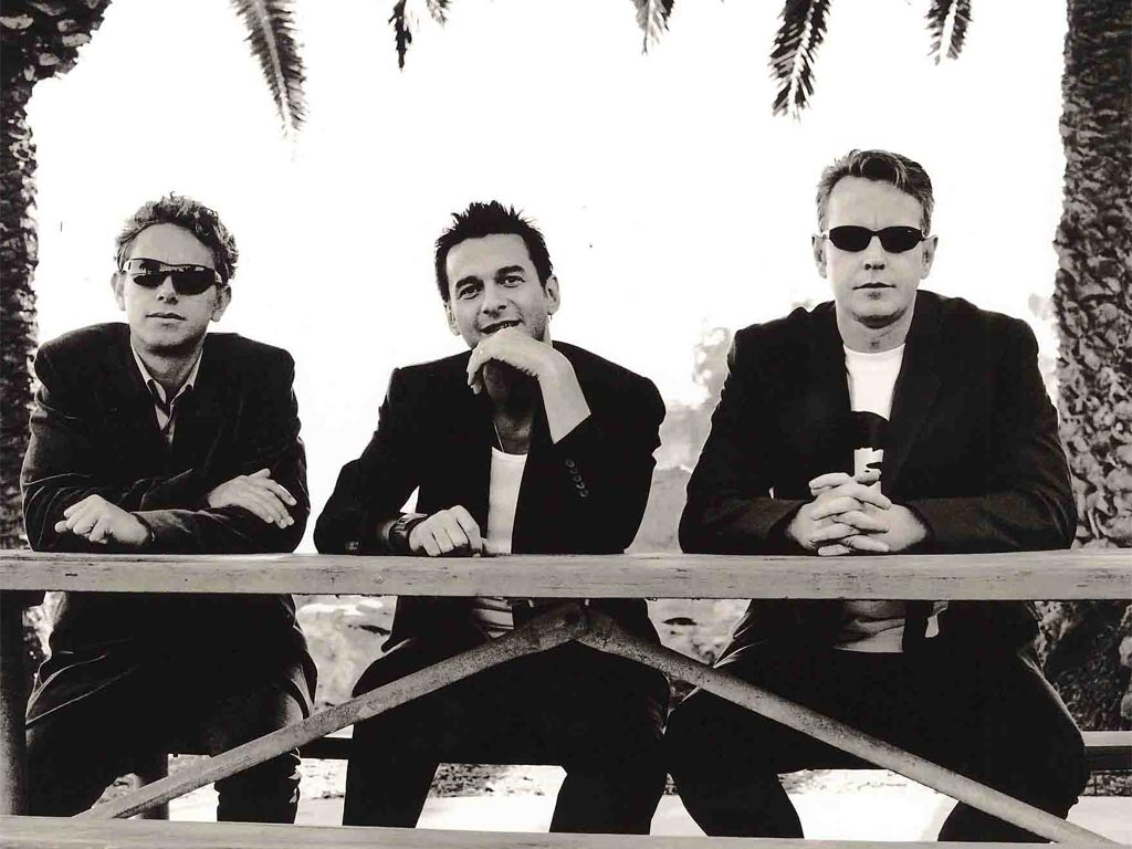 Depeche Mode - Depeche Mode Wallpaper (52623) - Fanpop