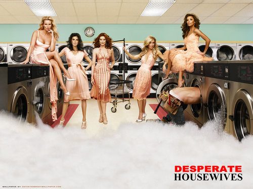 Desperate Housewives achtergrond entitled Desperate Housewives cast