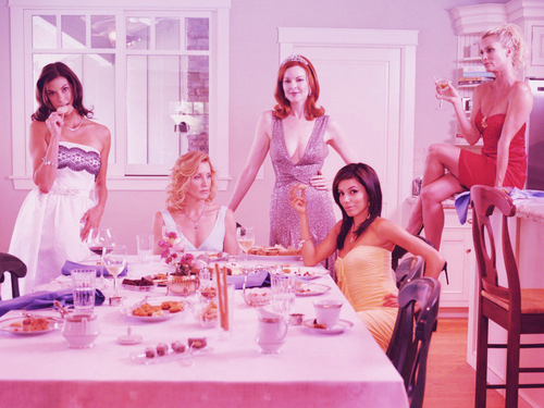 desperate housewives wallpaper entitled Desperate Housewives