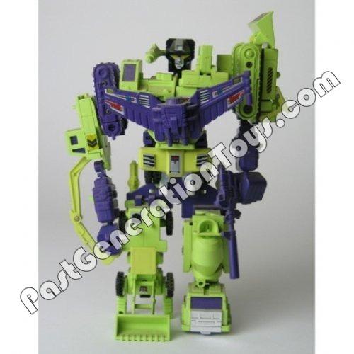 Devastator ट्रांसफॉर्मर्स G1