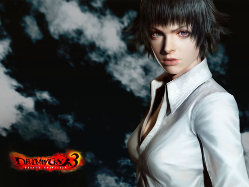 Video Games wallpaper called Devil May Cry 3