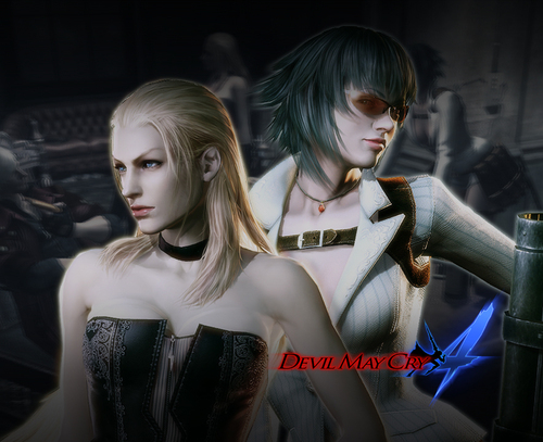 Devil May cry Girls