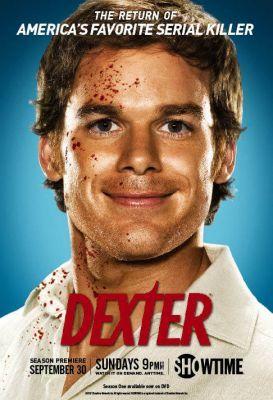 Michael C. Hall wallpaper titled Dexter Season Two Promo
